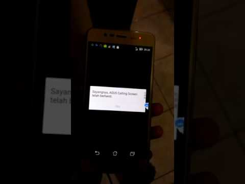Asus Zenfone Pegasus 3 Problem