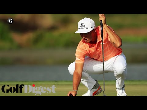Rickie Fowler Gives Tips on How to Putt Better | Golf Tips | Golf Digest