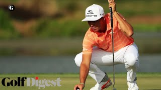 Rickie Fowler Gives Tİps on How to Putt Better | Golf Tips | Golf Digest