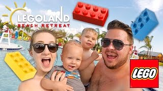 LEGOLAND BEACH RETREAT HOTEL GRAND OPENING!