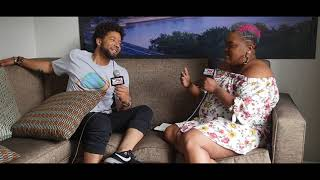 'Empire Is My Day Job' Jussie Smollett Tells WPGC's Poet