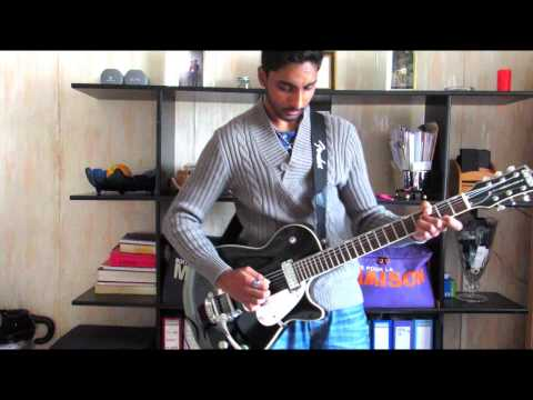 Hillsong Live & Delirious? Everyday lead guitar