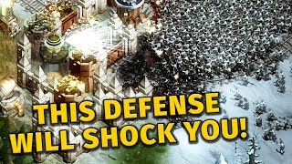 This Defense Will Shock You! - They Are Billions Campaign Part 22