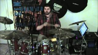 You Never Let Go - Matt Redman - Drum Cover