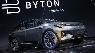 Byton: китайский убийца Tesla Model X за $45.000 - реально?
