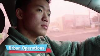 Safe Driving in Korea: Urban, Tactical and Winter Operations Training Video
