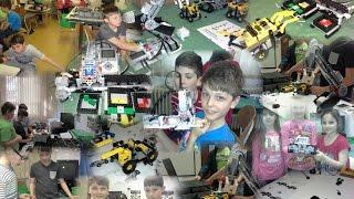 Digitális Témahét a LEGO Programozó Műhelyben - BÚCS
