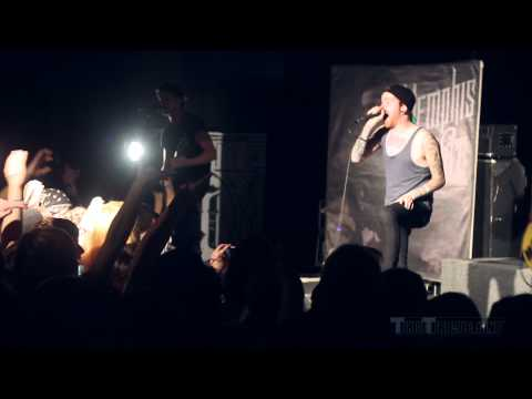 Memphis May Fire - The Sinner  - LIVE at The Attic