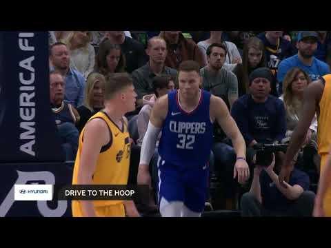 Clippers vs. Utah Jazz Full Highlights | 1-20-18