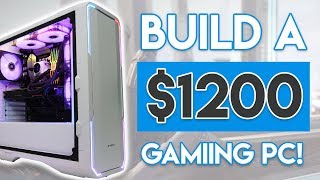 INSANE $1200 GAMING PC BUILD 2018! [1440p Ultra Settings!]