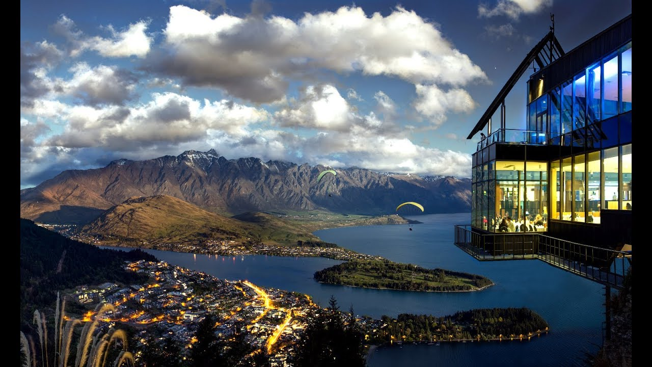 Gondola Ride Buffet Lunch Luge Rides At Queenstown Skyline Youtube Ampamp Singapore 2x