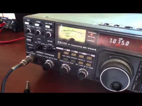 II5LDV for 25th anniversary of ARI Vinci Radio Club
