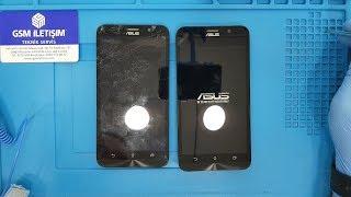 Asus Zenfone 2 Teknik Servisi: Ekran Değişimi