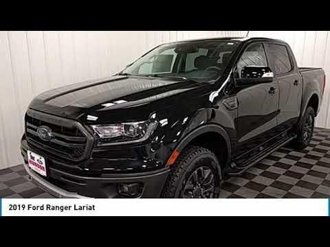 2019 Ford Ranger Hudson WI 9T136