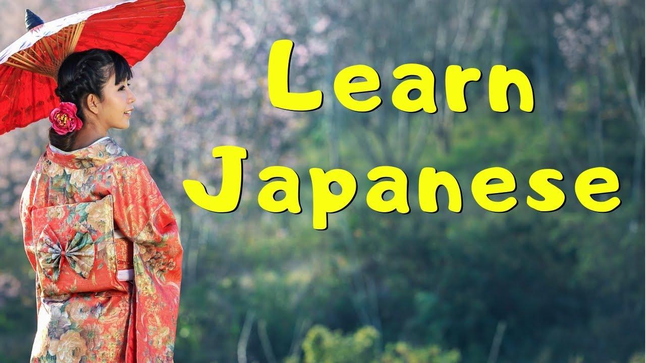 Learn japanese greetings youtube learn japanese greetings m4hsunfo