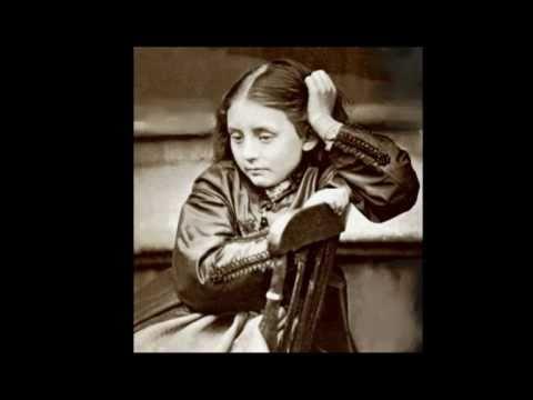 """Lewis Carroll e le """"sue fanciulle """"- Periodo Vittoriano   -  www.artegrazia.it"""