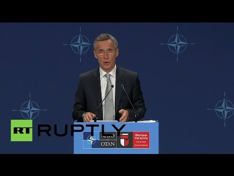 Poland: NATO will 'provide direct support to the fight against ISIL' - Stoltenberg