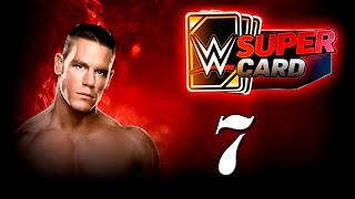 WWE SUPERCARD Карточные бои! №7 (Android)