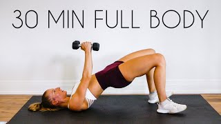 30 min FULL BODY SCULPT At Home (NO JUMPING, Warm up & Cool Down Included) screenshot 2
