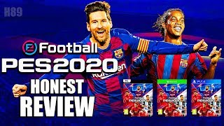 PES 2020 Review - Can It Compete With FIFA 20?