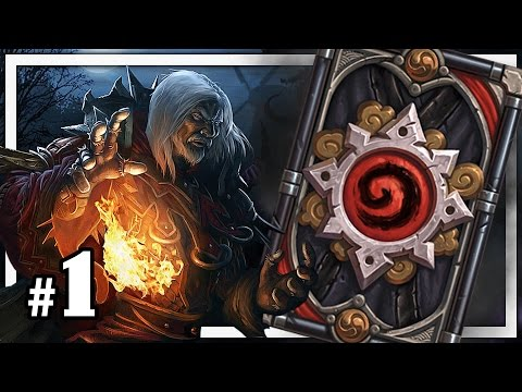 Hearthstone: Going for Top 20 - Part 1 (Warlock Constructed)