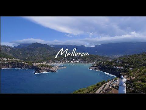 Mallorca En el aire (4K DJI Phantom 4)