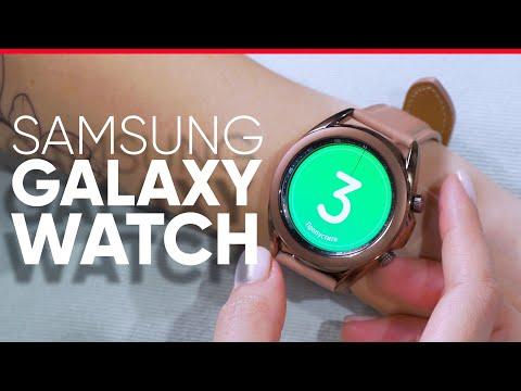 Все то же самое, но лучше. Подробный Обзор Samsung Galaxy Watch 3