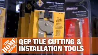 QEP Tile Cutting & Installation Tools