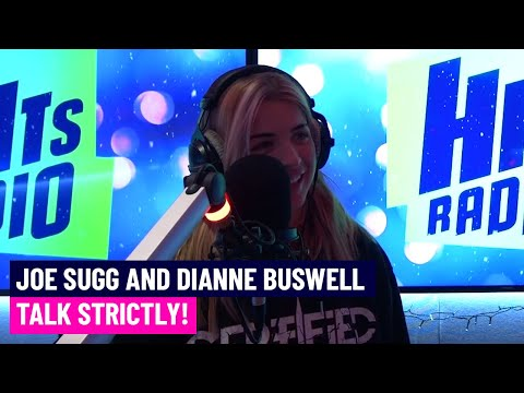 Joe Suggs and Dianne Buswell Talk Strictly Final Preparation | Hits Radio
