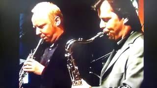 Patrick Manzecchi Quartet on Romanian TV 2004