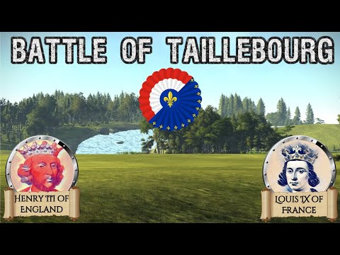 Battle of Taillebourg 1242, | Project France.