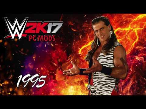 WWE 2K17   HBK 1995 MOD RELEASE - Showcase Promo Video #2