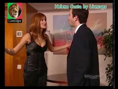 """Helena Costa sexy em """"Feitiço de Amor"""""""