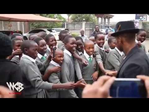 Diamond Platinum - RADIO MAISHA INTERVIEW (NAIROBI)