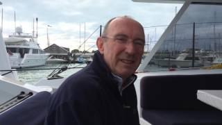 Interview with Arethusa skipper Phil Lotz-Monday