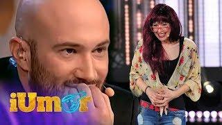 Avansuri și replici ironice între Miss Johanna și juratul Mihai Bendeac