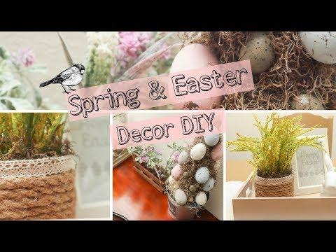 Farmhouse Spring Decor Ideas   Spring & Easter DIY's
