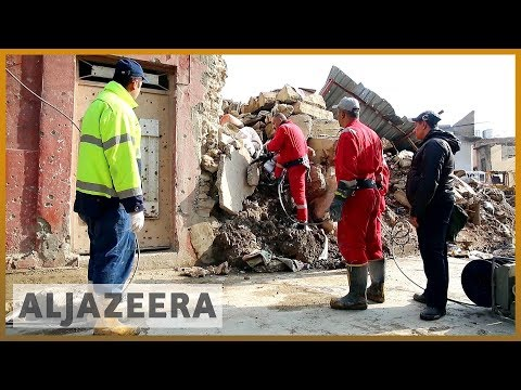 🇮🇶 Rebuilding Mosul, one street at a time | Al Jazeera English