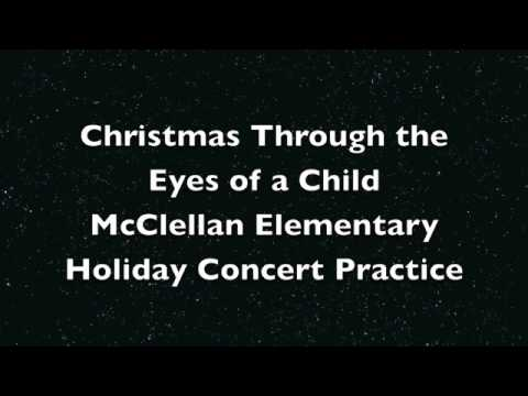 Christmas Through The Eyes Of A Child YouTube