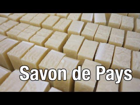 Savon De Pays - Country Soap