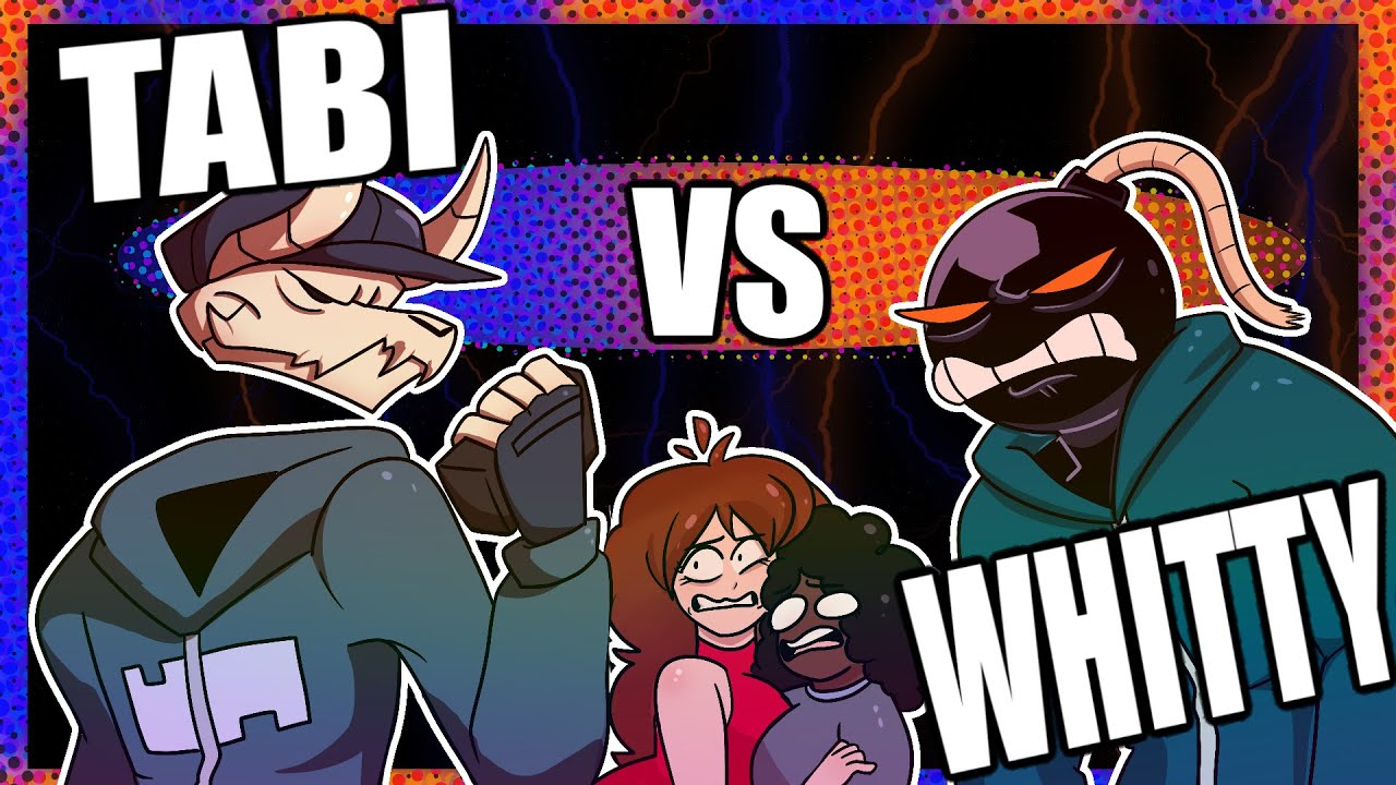 Download Tabi Vs. Whitty! (Friday Night Funkin' Comic Dub)