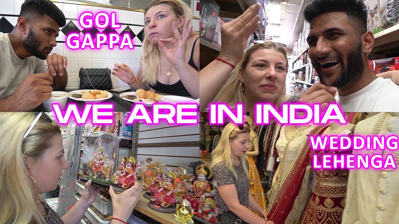 We are in India! 🇮🇳 😍