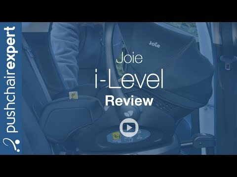 Joie I-Level Review - Pushchair Expert - Up Close