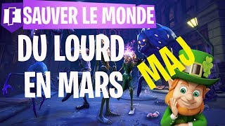 FORTNITE SAUVER THE WORLD - LOURD TO SEE!