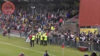 Go Ahead Eagles - De Graafschap ( 0-1 ) 25-5-2015 |