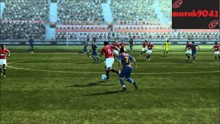 Rio Ferdinand 50 METER Goal PES 2012