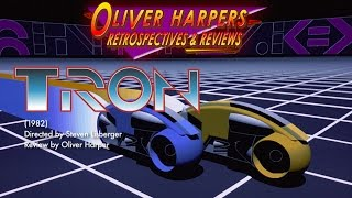 RE-UPLOAD - TRON (1982) Retrospective / Review