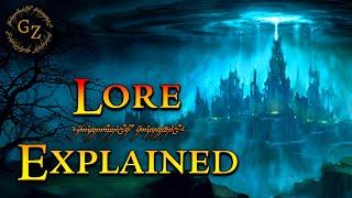 Dol Guldur - Lord of the Rings Lore
