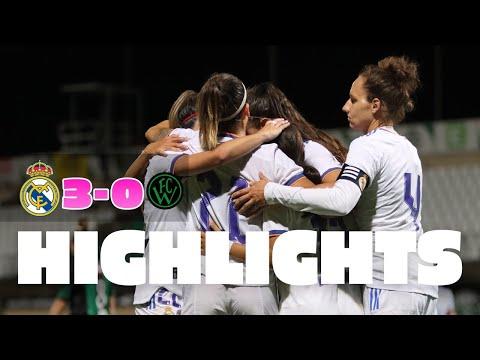HIGHLIGHTS | Real Madrid 3-0 Wacker Innsbruck
