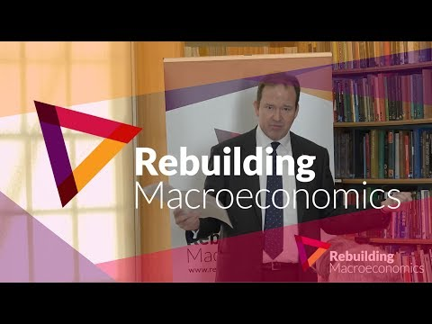 Jesse Norman MP Speaking at The Rebuilding Macroeconomics Launch Event